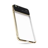 Cover Transparent plastic for iPhone 6plus FASHION