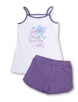 Children's pajamas from age 7 to 14 years