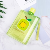 Water dropper - easy to carry  patterned pattern  comfortable practical design / 350ML