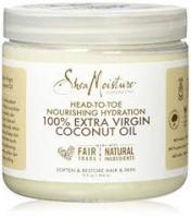Shea Moisture 100  Extra Virgin Coconut Oil
