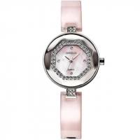 WeiQin Stylish Fancy Girly Watch - Pink