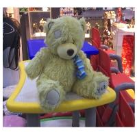 Lumbar Bear with  Wrap 30 cm