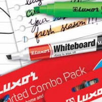Blackboard pens contains four colors contains 10 pens