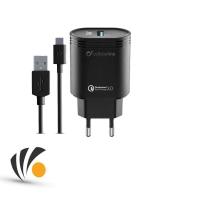 Cellularline USB Charger Kit 30W Black