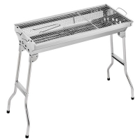 BBQ Charcoal Outdoor Folding stainless steel