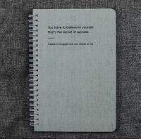 65 sheets notebook