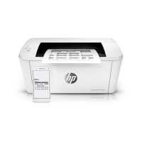 Printer HP M15W With Warranty Card