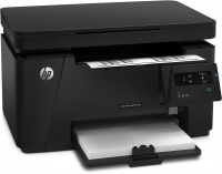 Printer HP M125a With Warranty Card