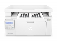 Printer HP M130 NW With Warranty Card