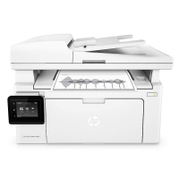 Printer HP M130 FW With Warranty Card