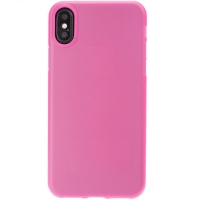 Cover with Aiino Screen Sticker - iPhone X / XS - Pink