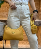 Women's bag with purse