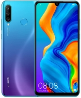Huawei P30 Lite (128GB + 6GB) (Black . Peacock Blue . White)