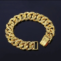 Metal bracelet for men
