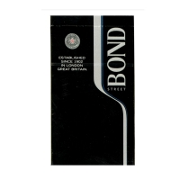 Bond Street cigarettes