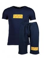Pajama Set (Shorts + T-Shirt)