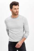 Defacto men's long-sleeved T-shirt
