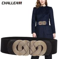 Elastic enlargement belt for women