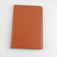 Notebook with history and diaries