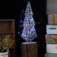 Lamp-shaped tree -colorful