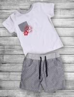 Shorts and t-shirts boys