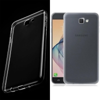 Cover Samsung Galaxy J7PR transparent elegantly