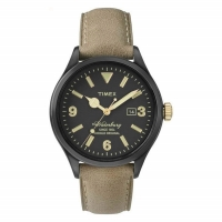 Timex Analog Casual Watch The Waterbury Brown Mens TW2P74900