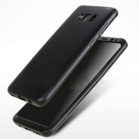 Cover Samsung Galaxy S8 Plastic 2 in 1 two pieces 360