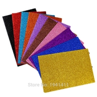 Glossy Abro Paper 12 colors 20 x 15