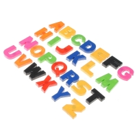 English letters magnet
