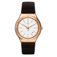SWATCH TIC-BROWN Men s Watch