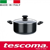 CASSEROLE WITH COVER 24 CM - 7 L