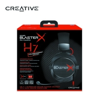 CREATIVE HEADSET SOUND BLASER H7