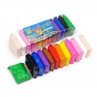 Artificial clay 12 colors