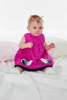 Children dress from 3 to 24 months