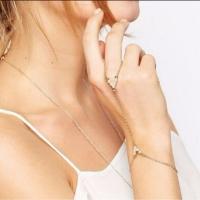 Thin bracelet for women