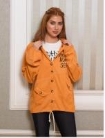 a woman jacket