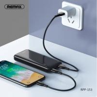 Power Bank Janshon Series 10000mAh RPP-153 REMAX-SmartBuy