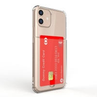Baykron Clear Credit Card Case for iPhone 11 Pro/Max - SmartBuy