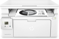 Printer HP M130a With Warranty Card