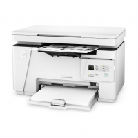 Printer HP M26a With Warranty Card