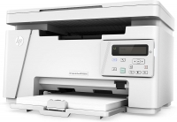 Printer HP M26 NW With Warranty Card