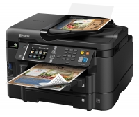 Printer EPSON WF 3640 With Warranty Card