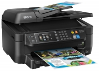 Printer EPSON WF 2630 With Warranty Card