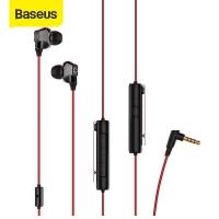 Baseus H08 3D Surround Gaming Earphone For PUBG