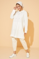 Defacto long-sleeved sweet tunic for women