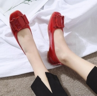 Red womenshoes