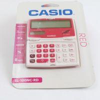 CASIO SL-100NC-RED