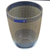 luminarc set glasses * 6 galaxy gold