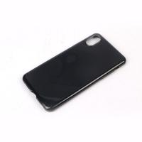 Cover IPhone X Nylon Rubber elegantly